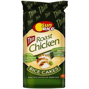 Sunrice Rice Cakes Chicken