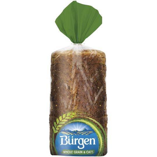 Bürgen Bread Wholegrain & Oats
