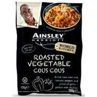Ainsley Harriot Cous Cous Roasted Vegetable