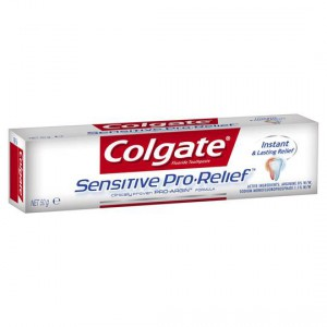 Colgate Sensitive Toothpaste Pro Relief