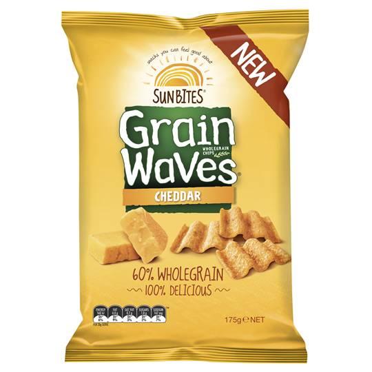 mom81879 reviewed Sunbites Grain Waves Cheddar Cheese