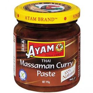 Ayam Paste Thai Massaman Curry