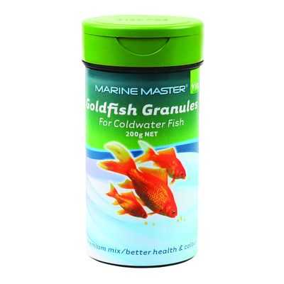 Marine Master Fish Food Goldfish Granules