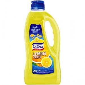 Cottees Lemon Cordial