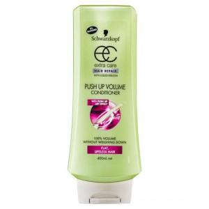 Schwarzkopf Extra Care Conditioner Push Up Volume Hair Repair