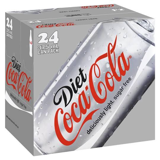 Coca Cola Diet Can