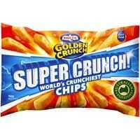 Erintonkin23 reviewed Birds Eye Golden Crunch Chunky Cut Super Crunch Chips