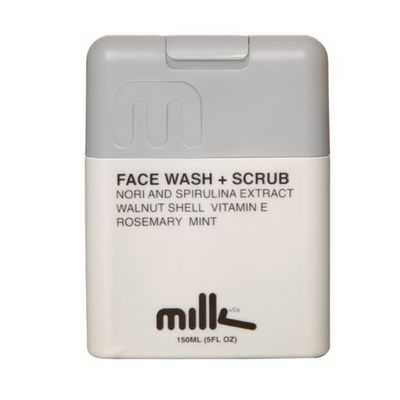 Milk Face Wash & Scrub