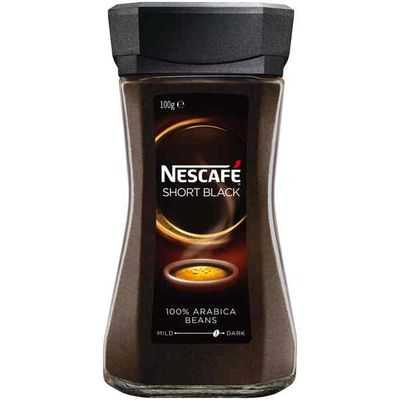 Nescafe Short Black Coffee
