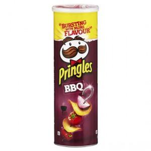 Pringles Share Pack Texas Bbq