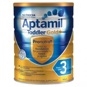 Aptamil Gold+ Toddler Formula Stage 3 12 Months+