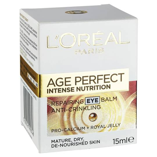 L'oreal Age Perfect Eye Cream Intense Nutrition Balm