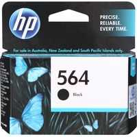 Hp Printer Ink 564 Black