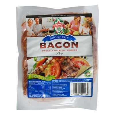 nakitam reviewed Bertocchi Bacon Short Rindless