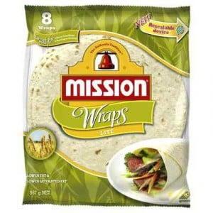 Mission Wraps Light