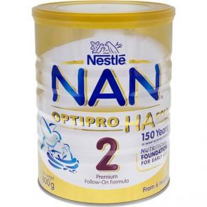 Nestle Nan Optipro Ha Gold Follow-on Formula Stage 2 6-12 Months