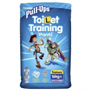 Huggies Pull-ups Trainers For Boys