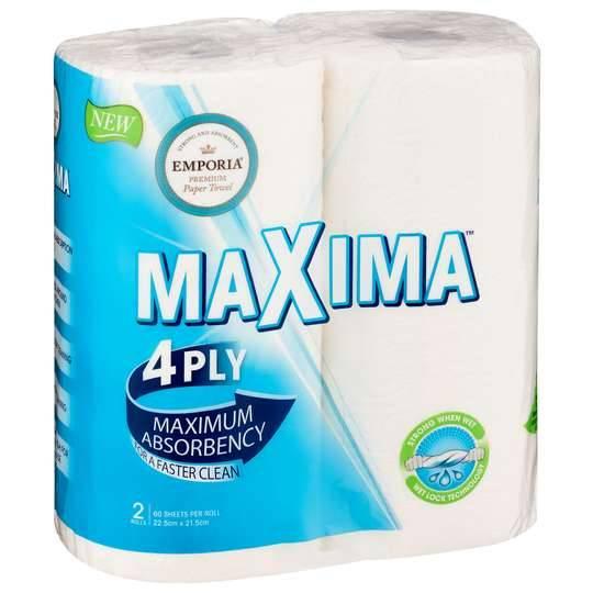 Emporia Maxima Paper Towel 4 Ply