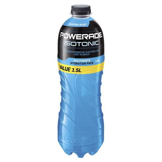 Sports Bottle Woolworths: Powerade Mountain Blast Ratings