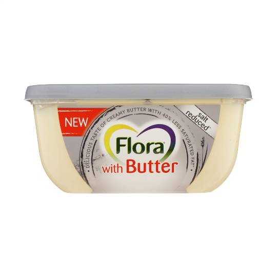 Flora With Butter Reduced Salt Blend