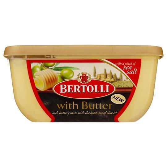 Bertolli With Butter Pinch Of Sea Salt Blend