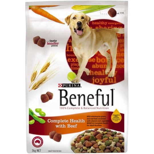 Beneful Healthy Dog Food Beef