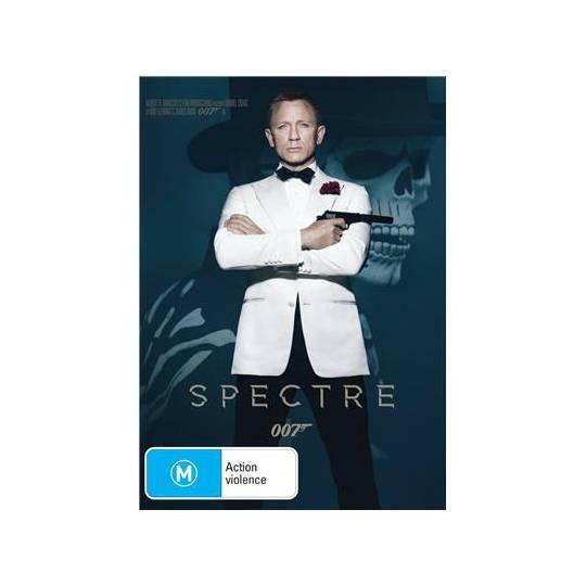 Spectre 007 Dvd