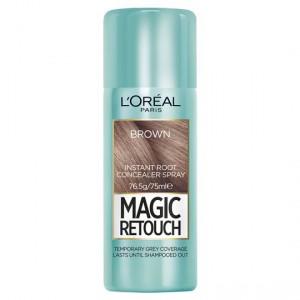L'oreal Paris Magic Retouch Hair Colour 3 Brown