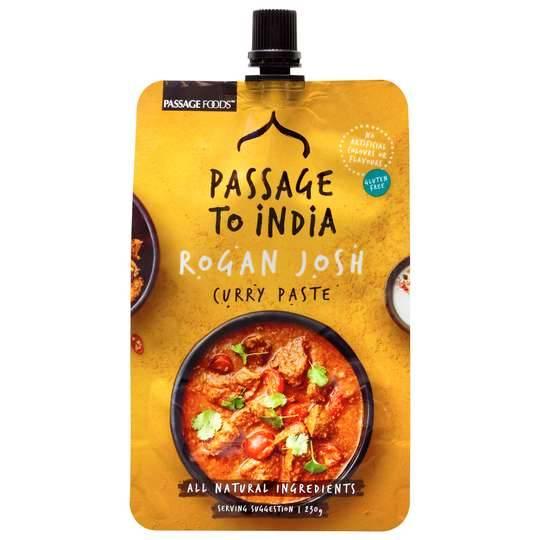 Passage To India Rogan Josh Curry Paste