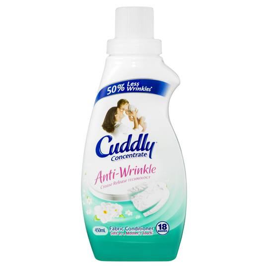 Cuddly Fabric Softener Anti Wrinkle