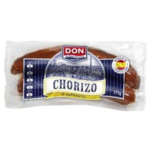 Don Chorizo Pairs