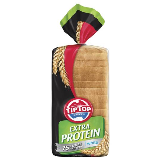 Tip Top White Bread Extra Protein