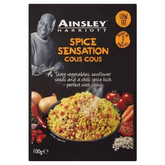 Ainsley Harriot Cous Cous Spice Sensation