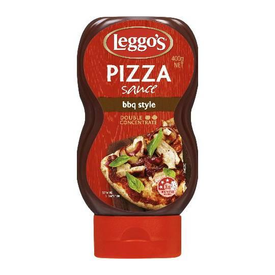 Leggos Squeezy Pizza Bbq Sauce