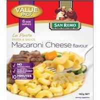 San Remo La Pasta Macaroni Cheese