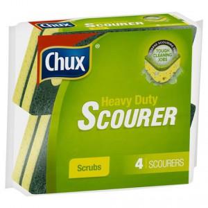 Chux Heavy Duty Scourer Scrubs