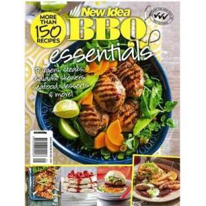 New Idea Recipe Book Bbq Essentials