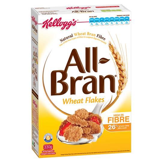 Kellogg's All Bran Wheat Flakes