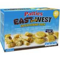 Patties Party Pack East Meets West