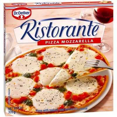 reneequilliam reviewed Dr Oetker Ristorante Pizza Mozzarella