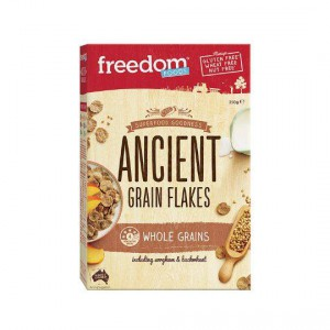 Freedom Foods Cereal Ancient Grain Flakes
