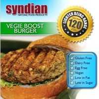 Syndian Lighter Being Veg Boost Burger