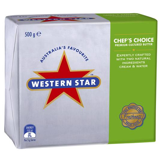 mom90758 reviewed Western Star Unsalted Butter Chef's Choice
