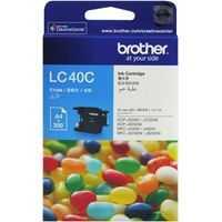 Brother Printer Ink Lc40c Cyan