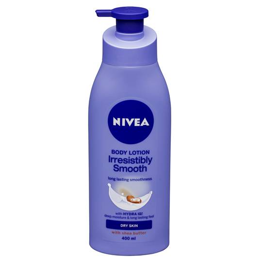Nivea Body Moisturiser Irresistibly Smooth