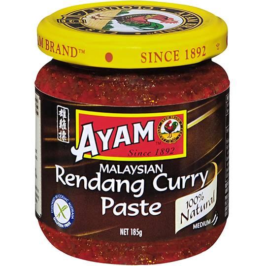 Ayam Malaysian Rendang Curry Paste