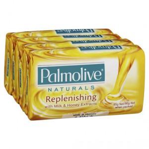Palmolive Soap Bar Milk & Honey