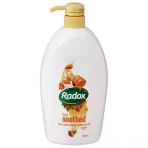 Radox Shower Gel Body Wash Honey & Almond