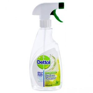 Dettol Surface Multipurpose Lime & Mint Cleaner