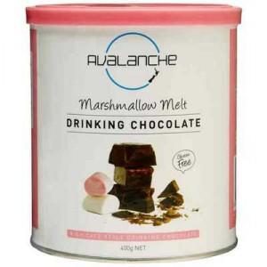 Avalanche Marshmallow Melt Drinking Chocolate